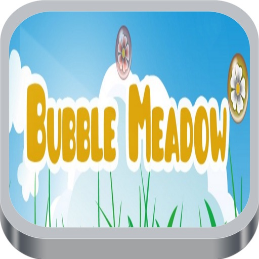 Bubble Meadow Throw iOS App