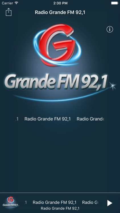 Rádio Grande FM by Ivan Richard Roncatto 6d1cf0c70e5ad