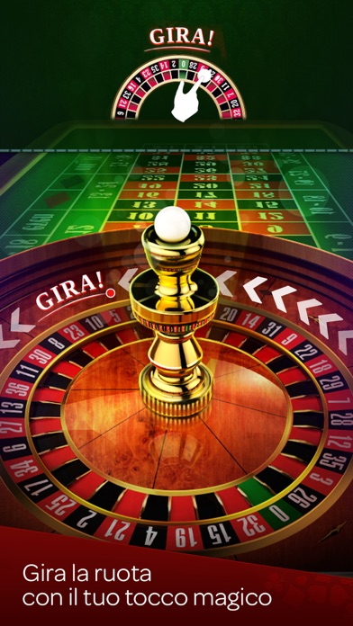Sisal match point roulette