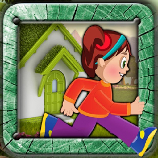 Escape From Green House iOS App