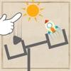 脳トレ物理パズル【キタコレ!】~IQの限界に挑めるパズルゲーム~ktkr