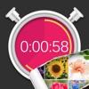 揭秘定時器 - 隱藏你的秘密照片。揭秘專輯。
