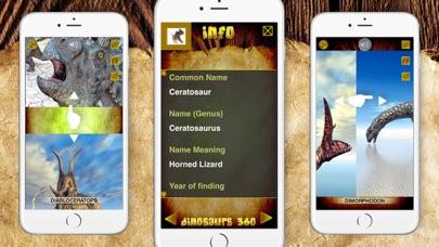 Screenshot #8 for Dinosaurs 360 Gold