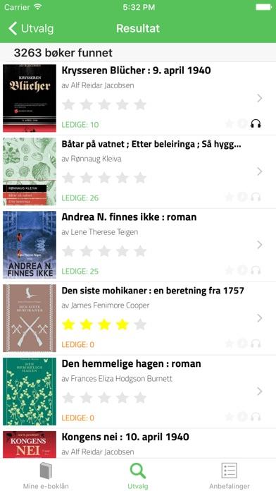 iPhone-skjermbilde 4