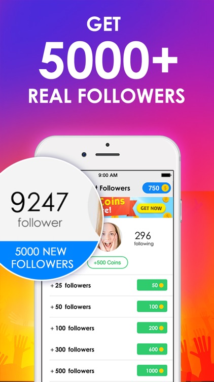 1000 Free Instagram Followers App | Famoid Instagram