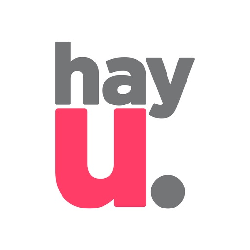 hayu - reality TV shows on demand & celebrity news App Icon