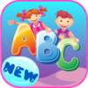 Girls & boys learning abc with educational games Wiki
