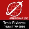Trois Rivieres 旅遊指南+離線地圖