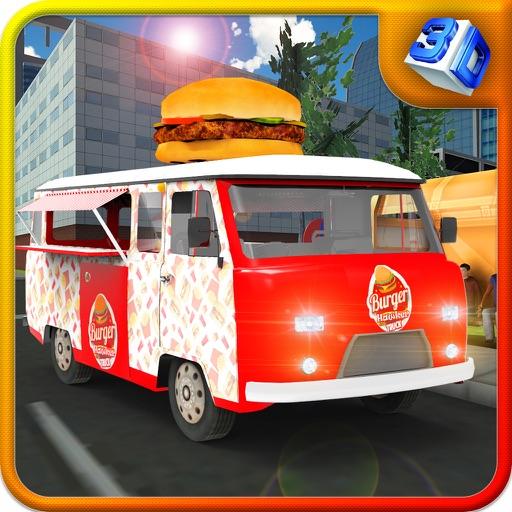 Burger Hawker Truck Simulator & Driving Game Sim iOS App
