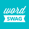 Word Swag - Cool fonts & typography generator Icon