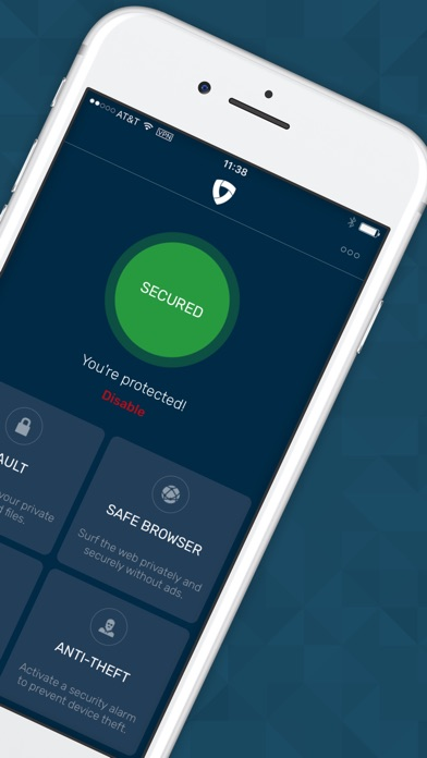 download Mobile Security & Anti Theft Protection for iPhone appstore review