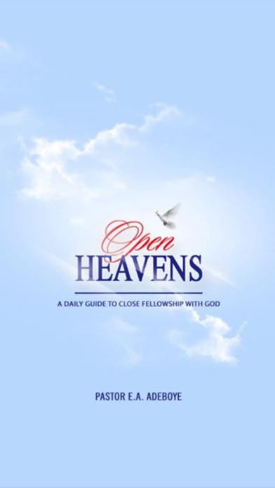 Open Heavens 2017 Screenshot