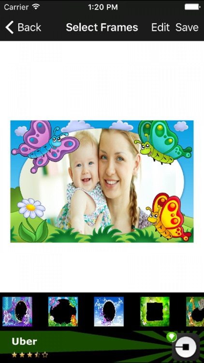 Cute Baby Photo Frames Amazing Unique Picture Edit by Mahendra Kumar ...