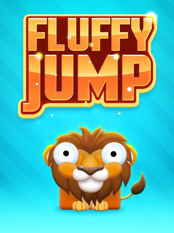 Игра Fluffy Jump
