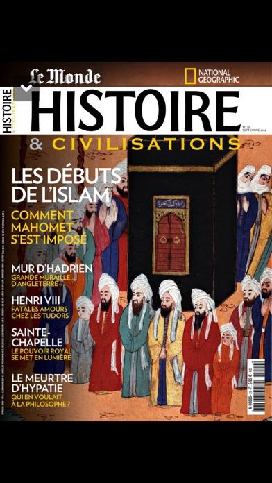 Histoire Civilisations review screenshots