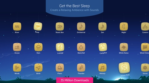 Screenshot #11 for Relax Melodies P: sleep sounds, white noise & fan