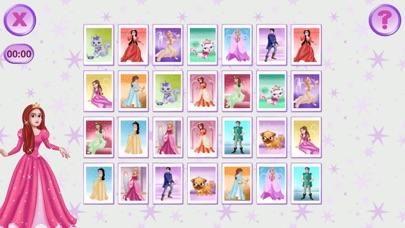 神経衰弱 (トランプ) 女の子のためのゲーム screenshot1