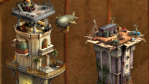 Dreamcage Escape: Two Towers Creek Screenshot