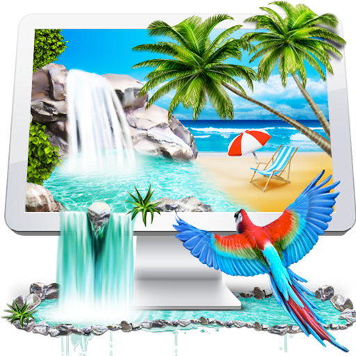 Live Desktop Pro-Animated Live Wallpapers & Themes For Mac