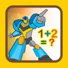 Robot Math for Kids Game