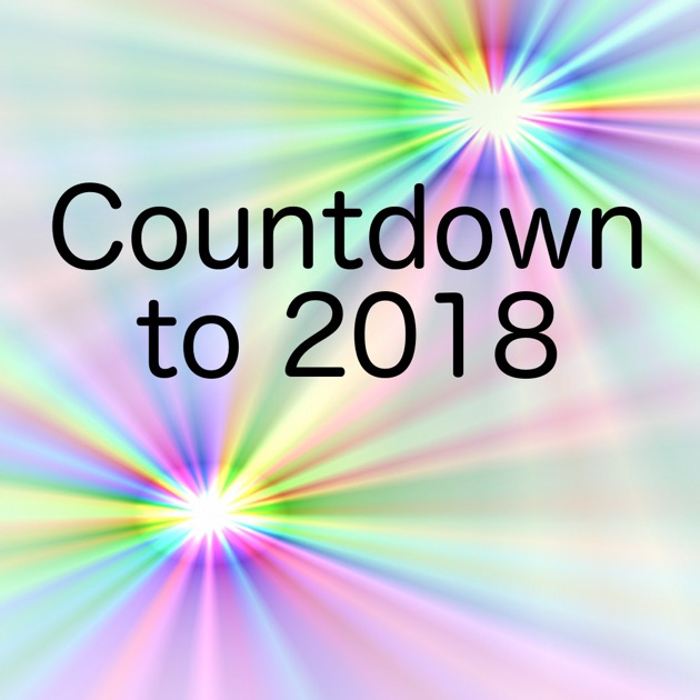Image result for countdown 2018