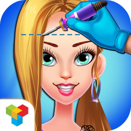 Royal Girl's Brain Surgery- Celebrity Surgeon iOS App