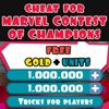 Cheats for Marvel Contest Of Champions Free Gold