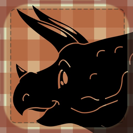 Dinosaur and Slide Puzzle iOS App