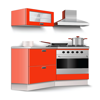 3D Kitchen Design for IKEA: Room Interior Planner
