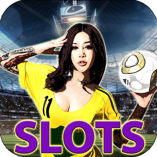 Football Slots - Soccer Fanatics Tournament Icon