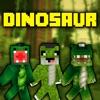 Dinosaur Skins for Minecraft PE & PC Edition Pro