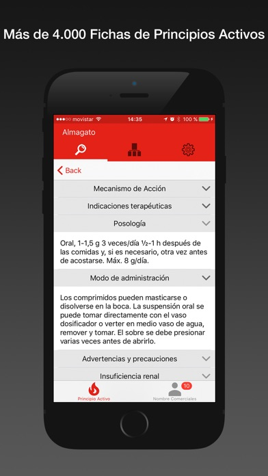download Vademecum 2017 Medicamentos apps 4