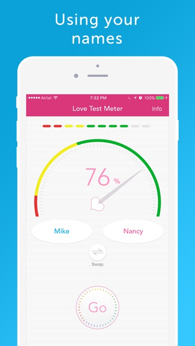 Screenshot #2 for Love Test Meter - Relationship Compatibility