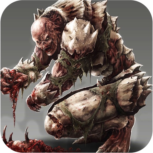 Battle Of Heroes Against Plague Zombies Pro iOS App