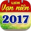 Lịch Vạn Niên - Lịch Việt Nam 2017