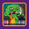 Game for Family Coloring Zombie Drawing Wiki