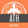 Atenas Guia de Viagem com Mapa Offline & Metro