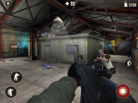 Frontline Fury Grand Shooter Скриншоты8