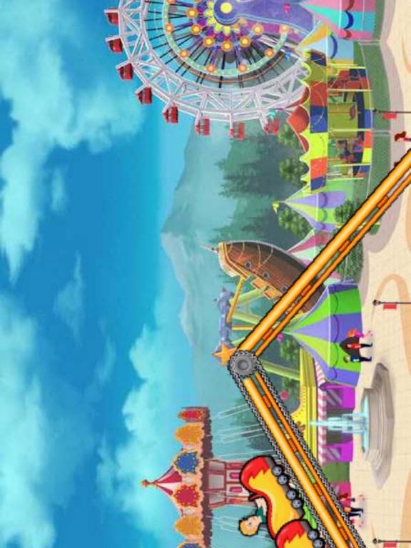 Roller Coaster Rush.-ipad-2