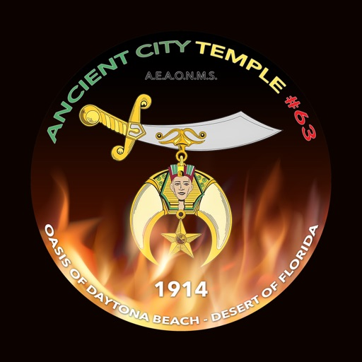 Ancient City Temple #63 iOS App