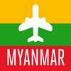 Myanmar Travel Guide and Offline Street Maps