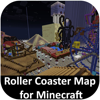 Roller Coaster Map for Minecraft PE Wiki