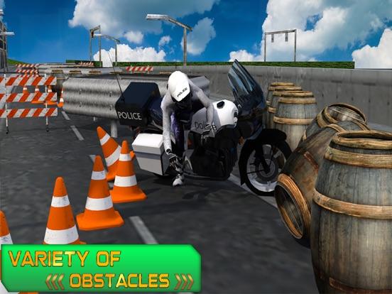 Police Moto Training screenshot 10