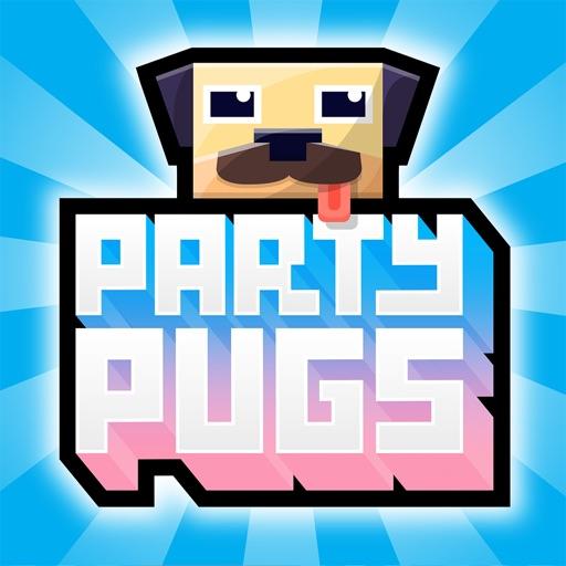 Party Pugs: Beach Puzzle GO!