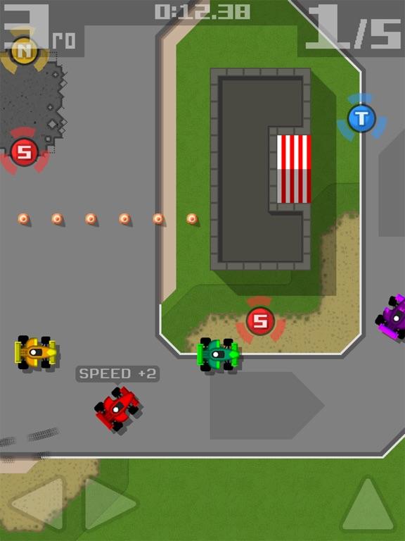 Screenshot #3 for Retro Racing