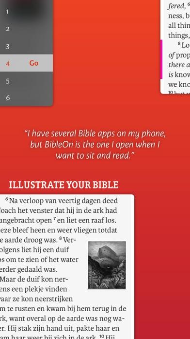download BibleOn – offline, free Bible reader apps 1