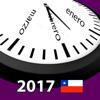 Calendario 2017 Chile