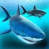 злой акула   бесплатные акулы рыбалка гонка