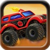 Monster Truck Hill Climb Go: Car Racing Games