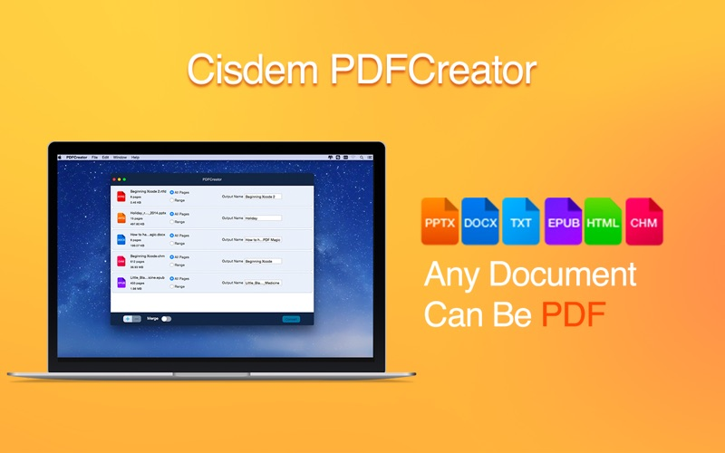PDFCreator-Batch Create PDF Files Screenshots